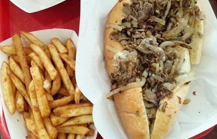 Cheesesteak Restaurant, Henderson NV
